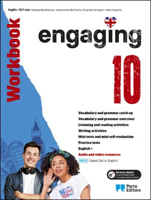 Workbook/Speak Out in English - Engaging - Inglês - 10.º ano